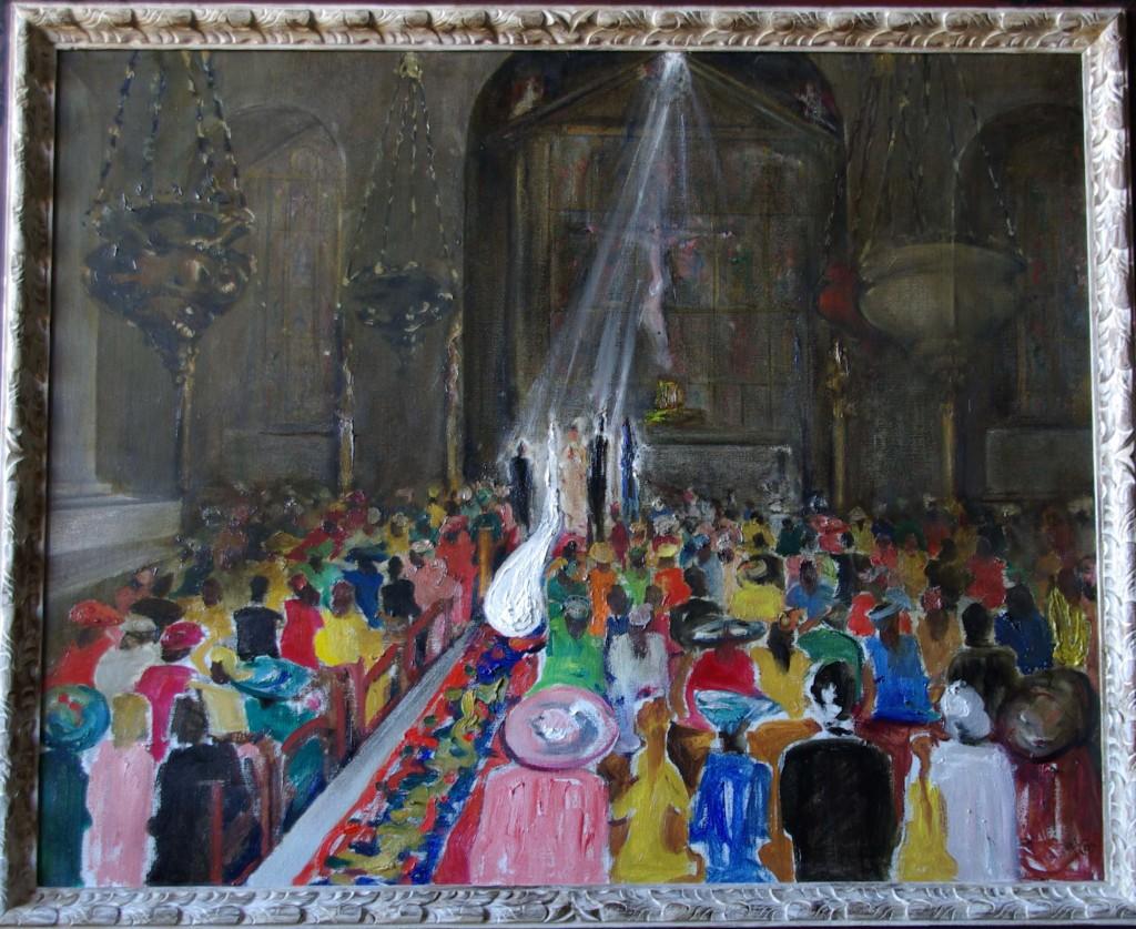 La boda de Pablo