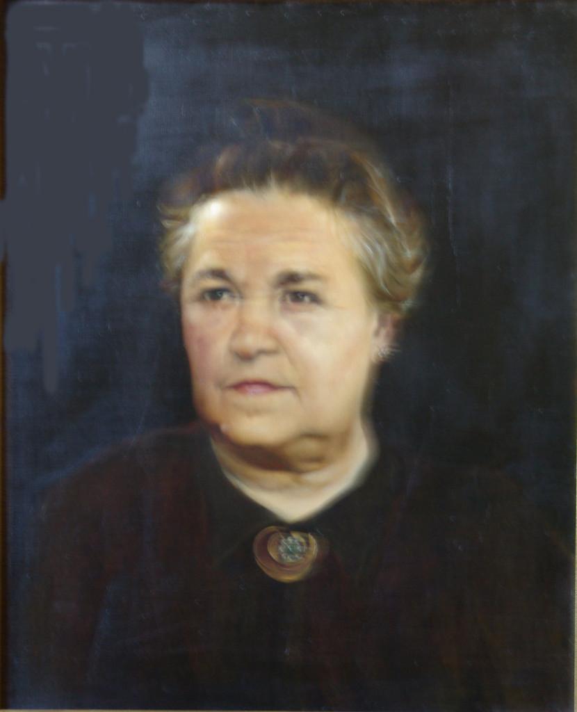 Señora Giraldés de Castro