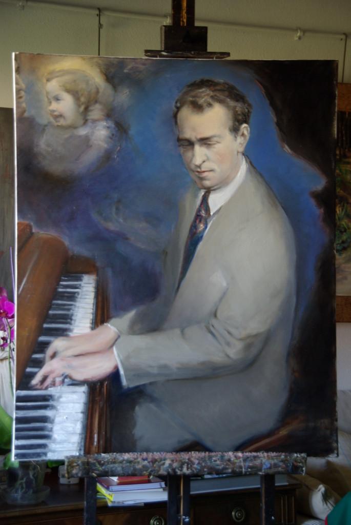 Compositor Joaquín Rodrigo