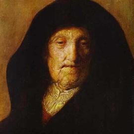El retrato en Velázquez, Rembrandt y Goya