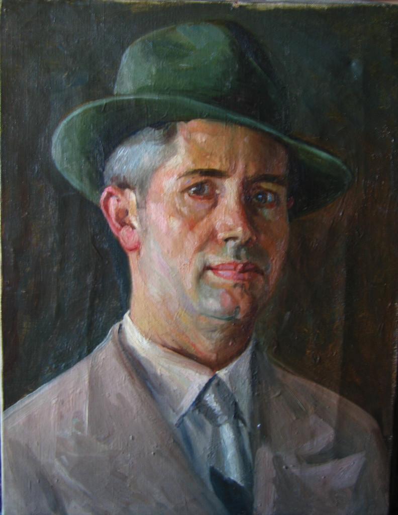 Luis con sombrero