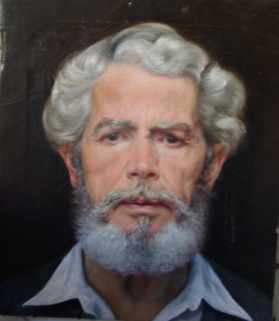 Luis Carrillo en 1983