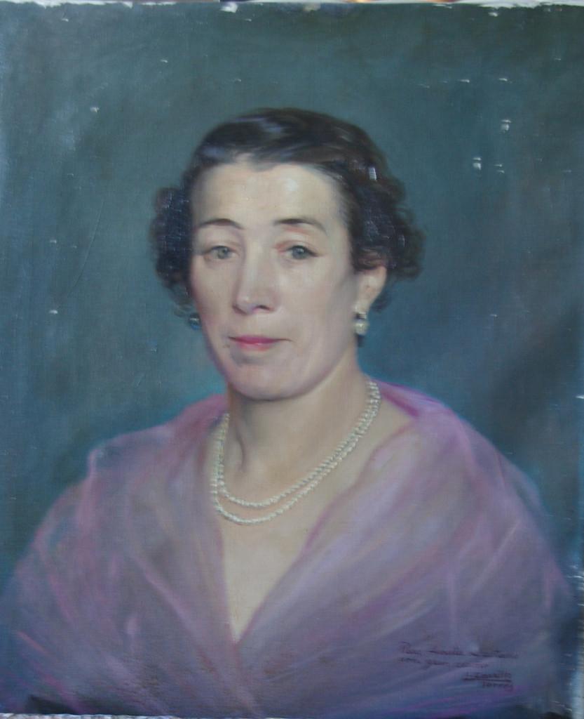 Retrato de Aurelia