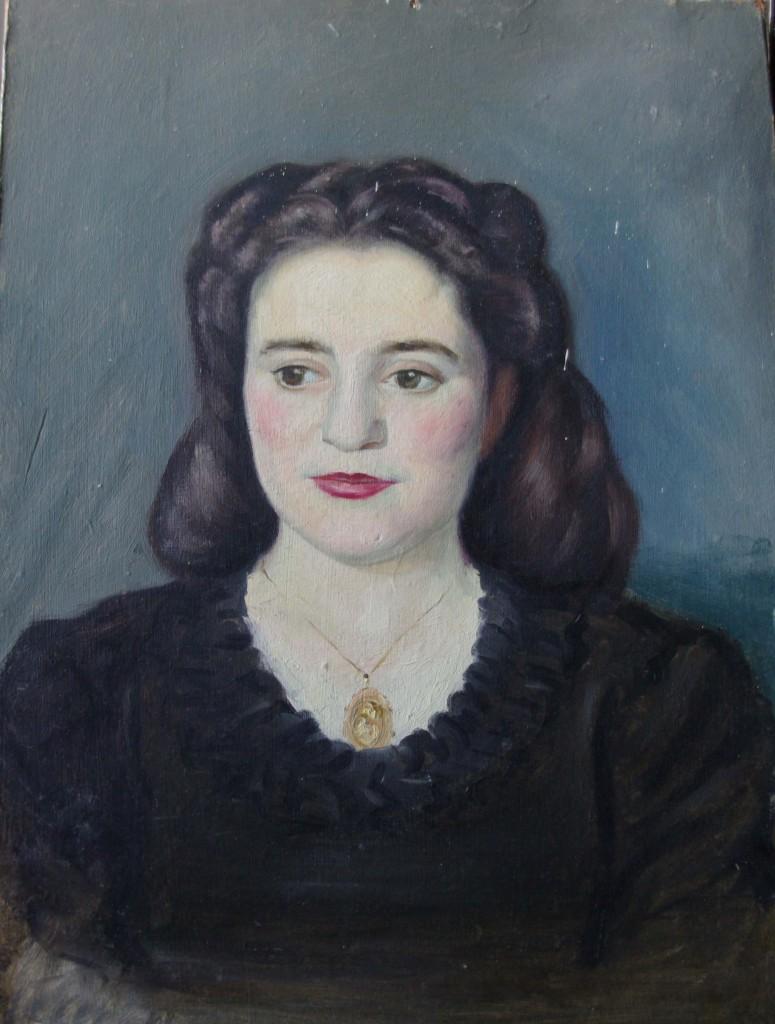 Retrato de Nievitas
