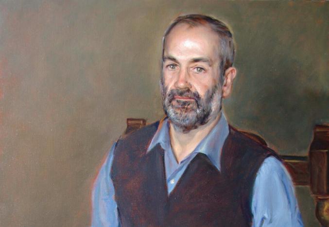 Retrato Félix Haering